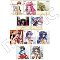 Key メモリアルミニ色紙コレクション side:k