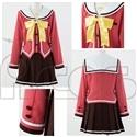 Charlotte 星ノ海学園制服(女子冬服) XL