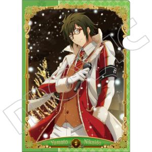 アイドリッシュセブン クリアファイル B:二階堂大和(クリスマス)