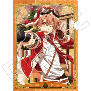 アイドリッシュセブン クリアファイル C:和泉三月(クリスマス)