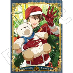 アイドリッシュセブン クリアファイル J:十龍之介(クリスマス)