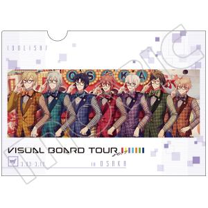 アイドリッシュセブン クリアファイル VISUAL BOARD TOUR 2017 大阪