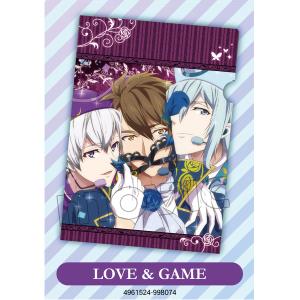アイドリッシュセブン クリアファイル LOVE&GAME