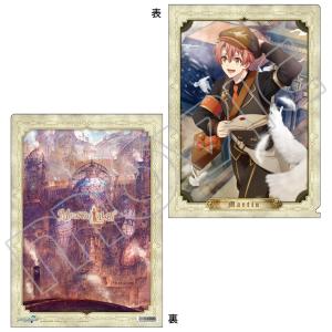 アイドリッシュセブン(原作版) クリアファイル 三月(MECHANICAL LULLABY card ver.)