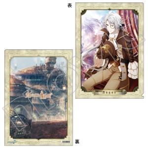 アイドリッシュセブン(原作版) クリアファイル 楽(MECHANICAL LULLABY card ver.)