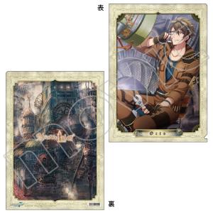アイドリッシュセブン(原作版) クリアファイル 龍之介(MECHANICAL LULLABY card ver.)