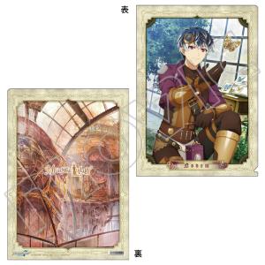 アイドリッシュセブン(原作版) クリアファイル 百(MECHANICAL LULLABY card ver.)
