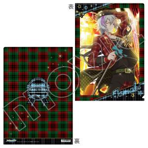 アイドリッシュセブン(原作版) クリアファイル 環 X'mas Rock Fever!