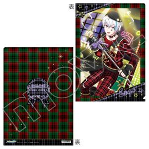 アイドリッシュセブン(原作版) クリアファイル 壮五 X'mas Rock Fever!