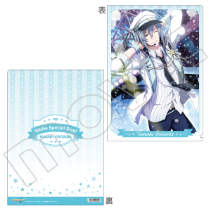 アイドリッシュセブン(原作版) クリアファイル 環 White Special Day!