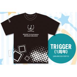 アイドリッシュセブン Tシャツ TRIGGER(1周年)
