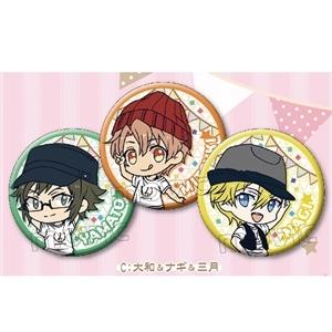 アイドリッシュセブン 缶バッジセット C:大和&ナギ&三月