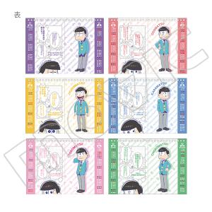 おそ松さん 卓上カレンダー 2016年
