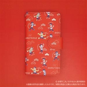 おそ松さん 手帳型スマートフォンケース vivid