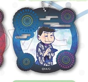 おそ松さん アクリルキーホルダー B:カラ松(浴衣)