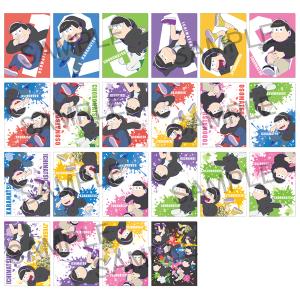 おそ松さん クリアファイルコレクション(パルクール松)(全22種)
