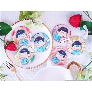 おそ松さん キャラバッジコレクション クッキー