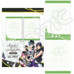 B-PROJECT〜鼓動*アンビシャス〜 ルーズリーフ THRIVE