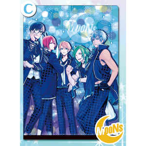 B-PROJECT  クリアファイル C:MooNs