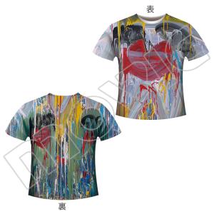 俺癒展 フルグラフィックTシャツ フリーサイズ【受注販売】