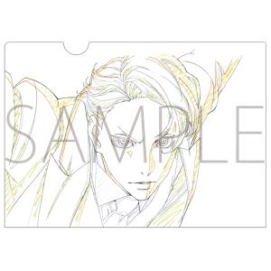 ジョーカー・ゲーム プロダクション I.G 原画クリアファイル A:三好