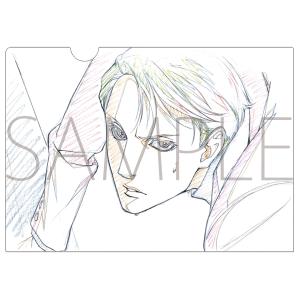ジョーカー・ゲーム プロダクション I.G 原画クリアファイル C:小田切