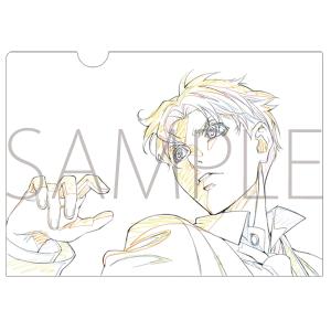 ジョーカー・ゲーム プロダクション I.G 原画クリアファイル E:波多野