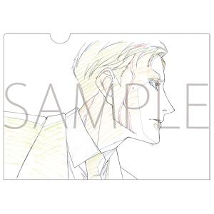 ジョーカー・ゲーム プロダクション I.G 原画クリアファイル G:福本