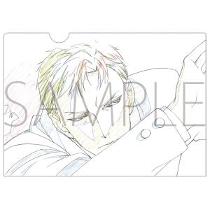 ジョーカー・ゲーム プロダクション I.G 原画クリアファイル H:田崎