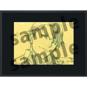 ジョーカー・ゲーム 額装 複製原画 三好(#11c174)
