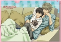 SUPER LOVERS クリアファイル