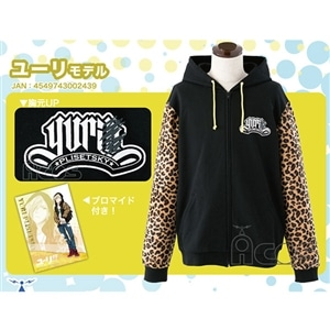 ユーリ!!! on ICE イメージパーカー ユーリモデル