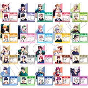 A3! MANKAIカンパニー団員プロフィールカードコレクション