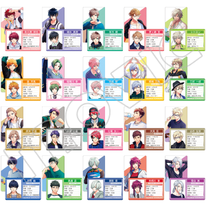 A3! MANKAIカンパニー団員カードコレクション