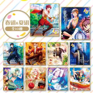 A3! ミニ色紙コレクション vol.2 春組&夏組