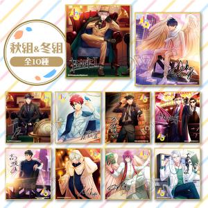 A3! ミニ色紙コレクション vol.2 秋組&冬組