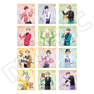 A3! ミニ色紙コレクション vol.7 春組&夏組