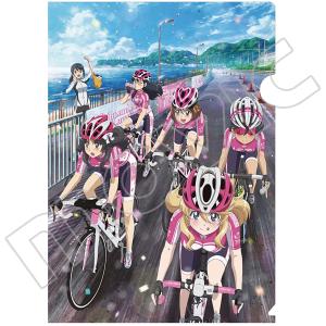 南鎌倉高校女子自転車部 クリアファイル