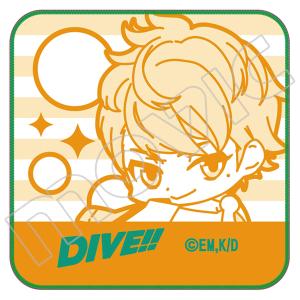 DIVE!! ジャガードミニタオル 富士谷要一