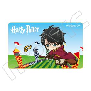 ハリーポッター ICカードステッカー ハリー