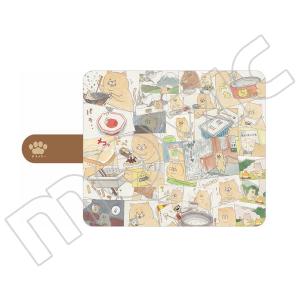 ネコノヒー 手帳型スマートフォンケース