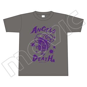 殺戮の天使 Tシャツ グレイ