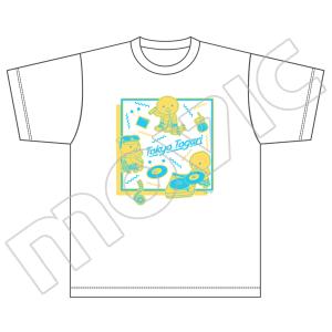 東京トガリ BIGTシャツ