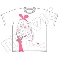 Kizuna AI オーバーサイズTシャツ