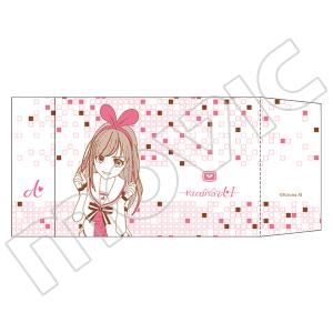 kizunaAI 布製ブックカバー A