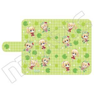 虹河ラキ 手帳型スマートフォンケース SD