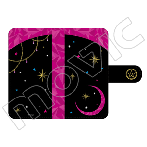 魔界王子と魅惑のナイトメア 手帳型スマートフォンケース