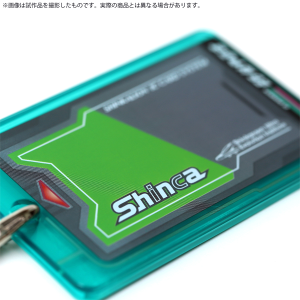 新幹線変形ロボ シンカリオン Shincaアクリルパスケース E5はやぶさ