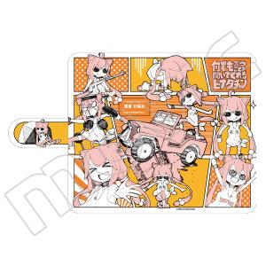 猫宮ひなた 手帳型スマートフォンケース B