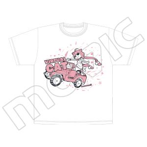 猫宮ひなた オーバーサイズTシャツ